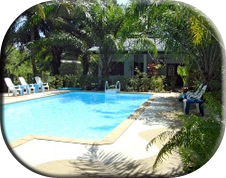 sabai resort pool